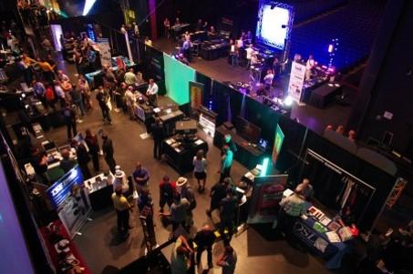 Convention Center Entertainment