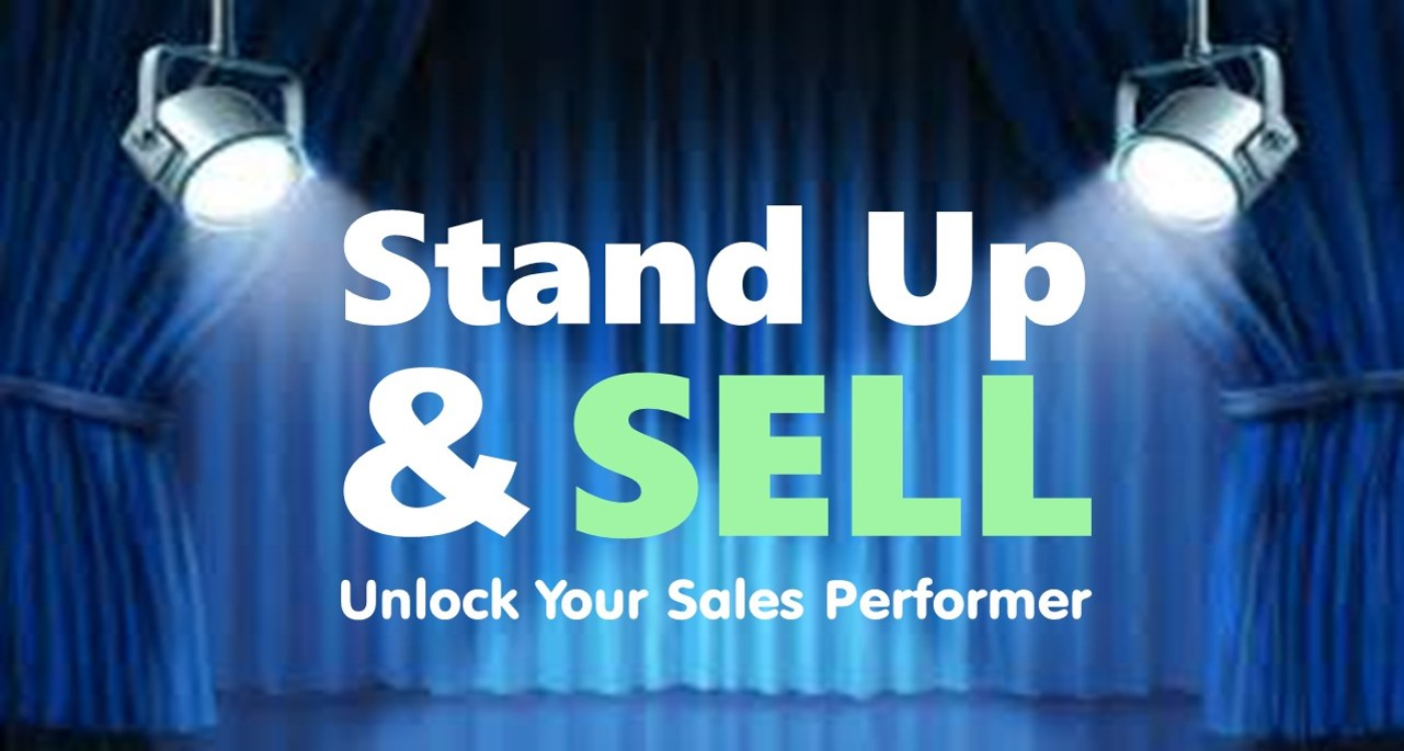 Stand Up And Sell